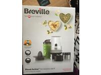 Selling breville active accessories