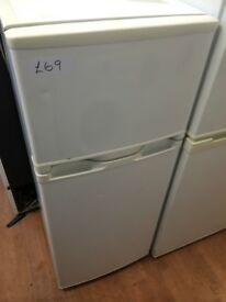 Fridge freezer fully working £69 can deliver