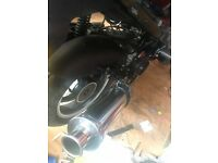 Direct bike 50cc viper