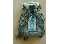 The North Face Plasma 30L backpack, like new
