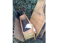 Small Duck/Hen House for sale. Houses up to 6 Ducks/Hens.