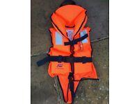 Bounacy aid/ life jacket. Size XS.