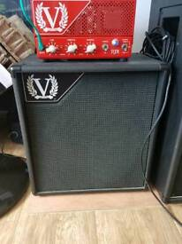 Victory 1x12 vintage 30 loaded cab