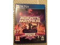 Agents of mayhem (PS4 game)