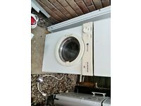 White Knight cl300 front loading rear venting 3kg upright free standing white clothes dryer
