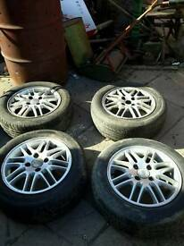 4 Ford Alloys