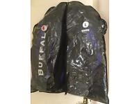 Large Buffalo biker jacket