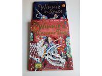 Winnie's Dinosaur Day and Winnie in Space
