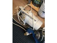 2 x Clutch Industrial sewing machine motors