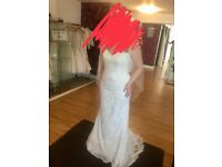 Sottero/Ingram Ivory wedding dress