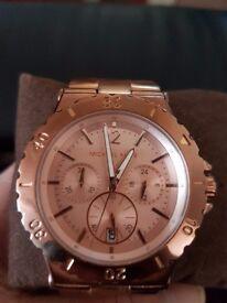Michael Kors as new Chronograph Watch