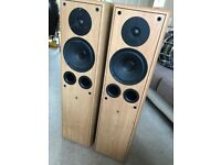 Floor standing Eltax speakers