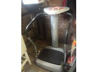 Fitness Vibration Plate Trainer