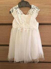 Monsoon occasion dress 3-6 months