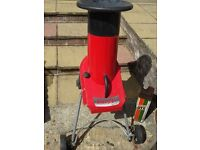 Garden Shredder 1800w