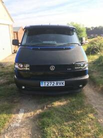 T4 campervan 2.5 tdi 88 bhp camper on v5