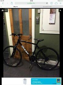 Giant mountain bike (hybird)