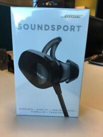 Bose wireless soundsport headphones
