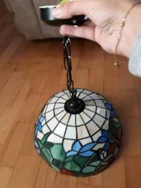 Tiffany ceiling lamp for sale
