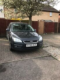 Ford Focus 2.0 litre ghia new tyres brakes fuel pump long mot