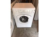 New Model HOTPOINT Washing Machine Good Condition & Fully Working Order