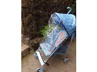 Mothercare Tigger Jive Stroller