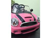 Pink mini - perfect condition