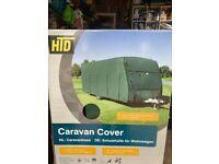 HTD Caravan Cover