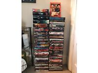 Huge collection of DVD MOVIES!!!!! Bargain!!