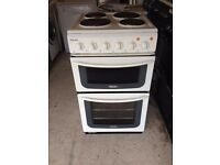 Hotpoint eletric cooker 50cm