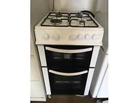 Gas cooker . Logic lfstg50w almost new