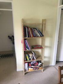 2 shelves
