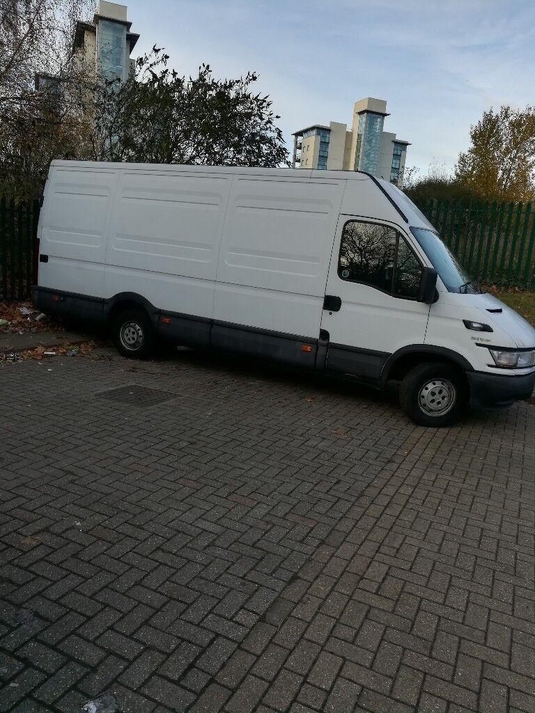 Extra long wheel base van quick sale urgent sale cheap van start drive but smoke spears or repair