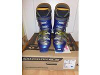 Ski Boots - Salomon Evolution 8 (Men's)