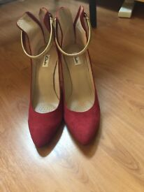 Brand new Clark heels UK 5.5