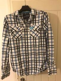 Superdry men's shirt large