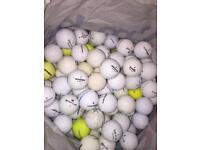 200 Mixed Golfballs Grade A,B,C