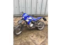 YAMAHA XT 125 2006 BREAKING FOR SPARES