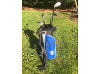Hippo junior golf clubs set