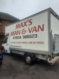 COLLECTIONS/DELIVERIES/HOUSE REMOVALS