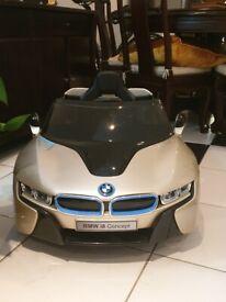 Licensed 12V BMW i8 Ride On Car