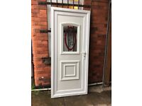 UPVC door - excellent condition