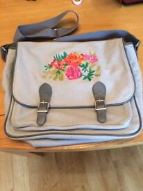 Paperchase Messenger Bag