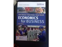 Economics for Business by John Sloman, Kevin Hinde & Dean Garrat 5th Edition Book