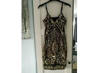 Lots of beautiful dresses. Size 6/8.
