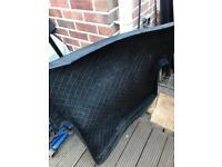 Genuine Skoda Octavia car boot mat liner