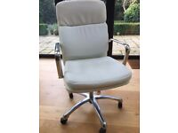 6 x John Lewis May Office Chair,White - Excellent condition - Job Lot Available! Bargain!