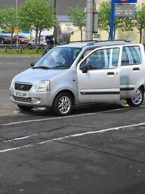 Suzuki Wagon R+ 2002 64040 miles