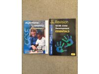 AQA Home Economics child development book for studying