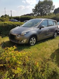 *SOLD* Renault Grand scenic 1.5 dci dynamique 59 plate, 56k, great family motor!